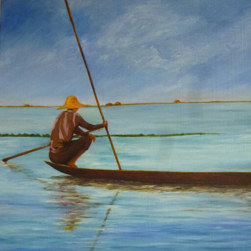 Jackie Cunliffe: Travels with a Paintbrush