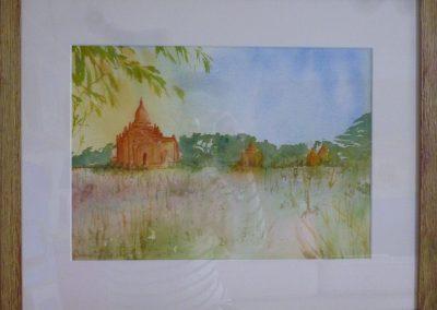 Dreamlike Pagodas