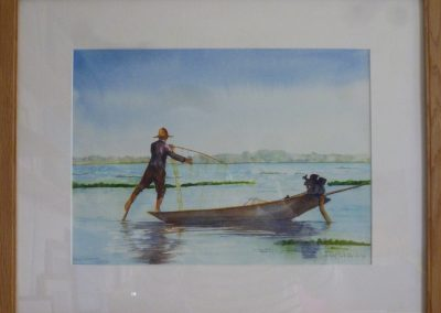 Inle Fishing - SOLD!!