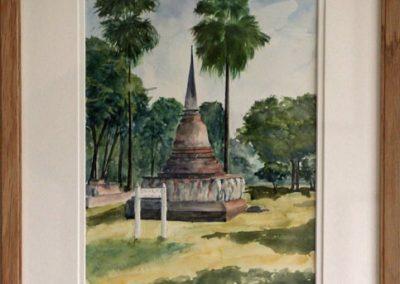 Sukhothai Wat Sorasak